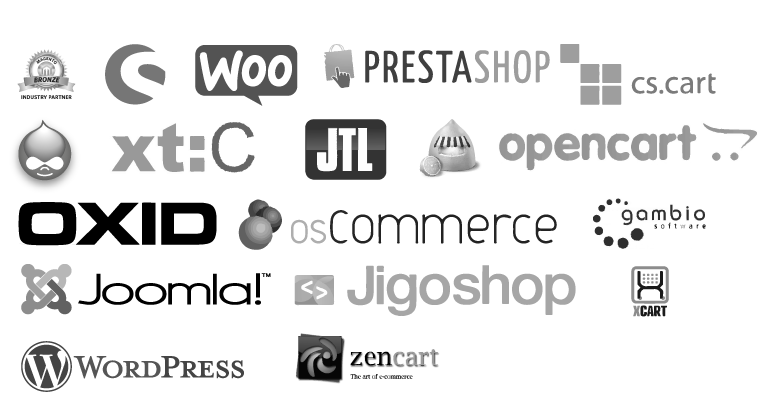 supported_shopsystems by sellxed.com